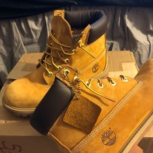 Timberlands boots